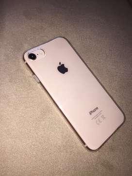 Iphone 8 64 gb con accesorios (incluye caja y stickers)