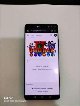 Huawei P40 Pro Dual SIM 256 GB, deep sea blue 8 GB RAM, Estado 10/10