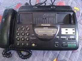 TELEFONO FAX PANASONIC KX-FT21