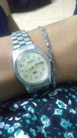 Vendo reloj pulsera citizen