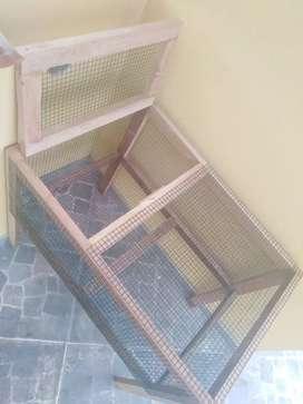 Vendo jaula para cuy o conejo