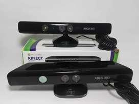 Kinect Xbox 360, incluye un juego original.
