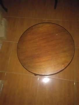 Mesa fina madera Cali