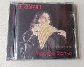 Raymi - Pedro Rodríguez - melodías eternas
