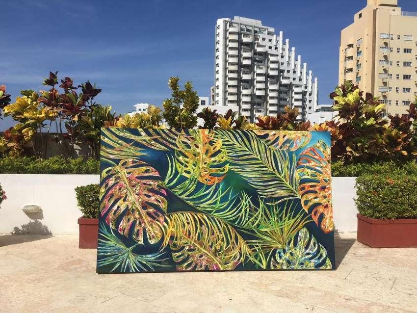 Obras de Arte para Hoteles, Lobbys, Restaurantes, Oficinas, Casas 0