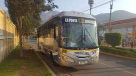 Usado, Hyundai County Custer Coaster Rosa T segunda mano  Perú