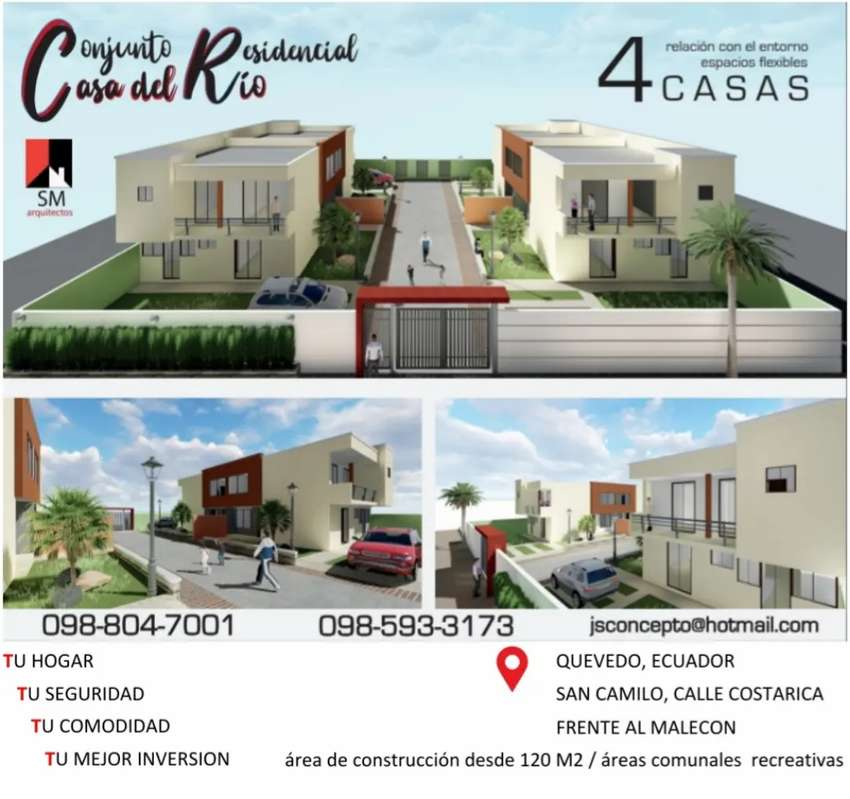 CONJUNTO RESIDENCIAL CASAS DEL RIO