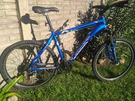 vendo bicicleta mountain bike rodado 26