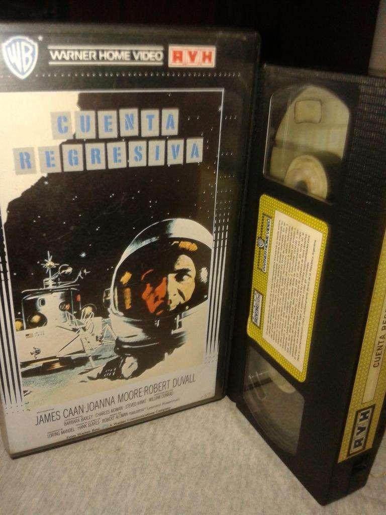 Countdown (Cuenta Regresiva) - VHS 1968 0
