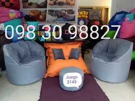 PuffS sofás, asientos, butacas