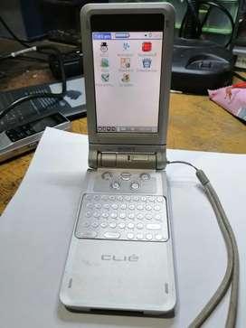 Agenda digital Sony clie referencia p g n x 60 u  contactos programas teclado música videos grabador de voz juegos  más