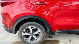 Venta de Kia Sportag Color Rojo