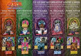 Yu Gi Oh Decks Cartas Version Anime