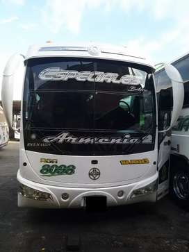 Autobuses Bus Scania Aga