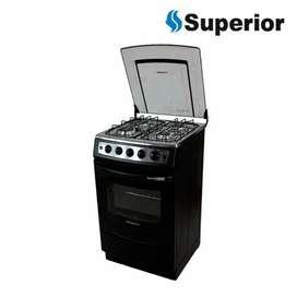 Estufa marca superior com horno