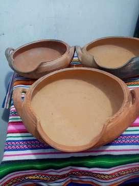 Tiestos tosdareas de barro ollas de barro maceteros
