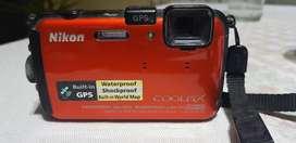 Nikon Sumergible Aw100