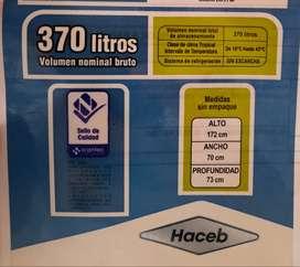 Nevera HACEB 370 litros