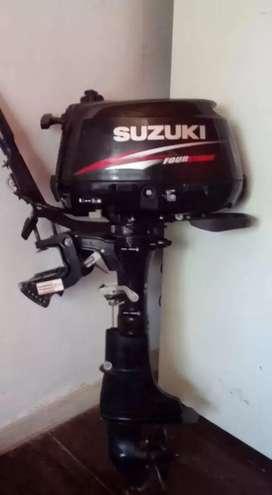 Motor fuera de borda suzuki 6