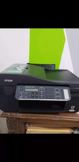 Impresora de cartuchos