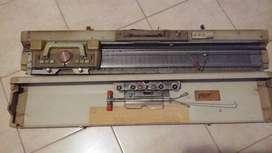 Maquina de tejer lady tricot