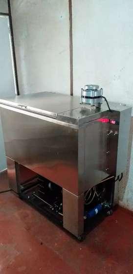 Fabricador de paletas y helados