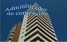 ADMINISTRACION DE CONSORCIOS O CONDOMINIOS