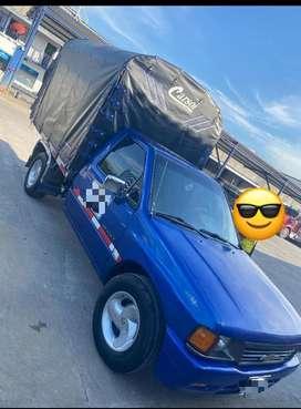 Camion chevrolet luv modelo 96, carroceria extra larga de lujo reforzada, carpa de lujo, asientos de cuero.
