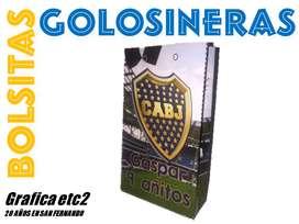 BOLSITAS GOLOSINERAS- CANDY BAR - PARA ARMAR