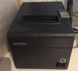 Impresora Epson Tm T20Ll Usb Termica