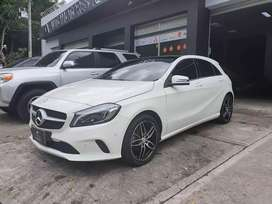 Mercedes-benz Clase A200 Paq Amg Aut 2014 1.6 Turbo Fwd 381