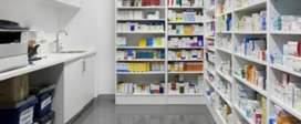 Se Busca Auxiliar en Farmacia