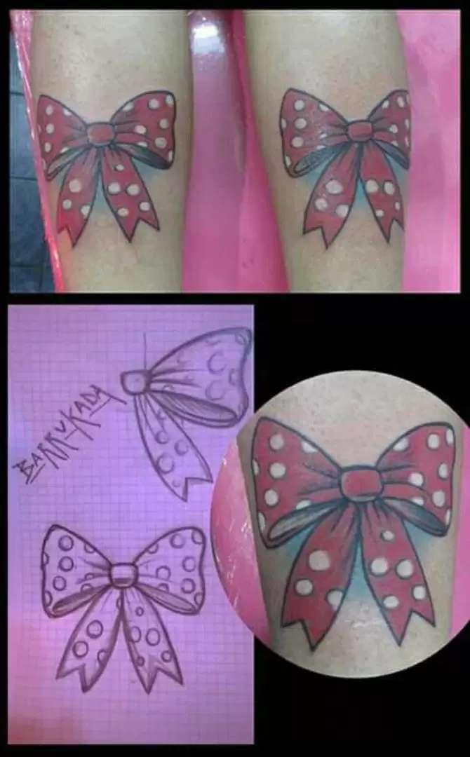 Permuto tatuajes por algo o dinero 0