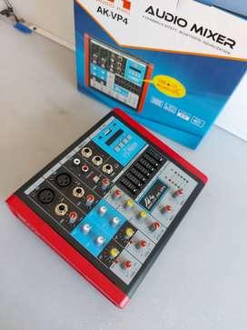 Consola audio King con Bluetooth