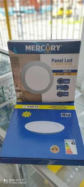 Lámparas LED promoción
