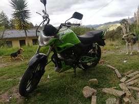 Vendo moto Fx 200