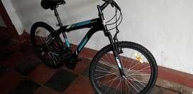 Vendo bicicleta mtb rod 24