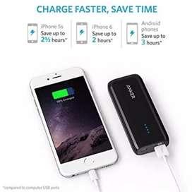 Bateria Portátil para Celular. Nueva