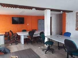 La Paz, Oficina, 461 m2, 7 ambientes, 3 baños, 2 parqueaderos