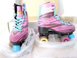 Vendo patines de soy luna en exelente estado
