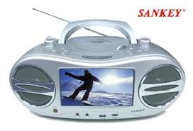 DVD portatil (con radio)