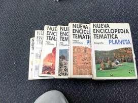 Enciclopedia Temática Planeta