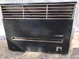 Calefactor usado Tiro Natural ESKABE