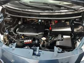 Toyota Yaris 2012 s full mecánico  gnv