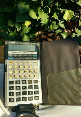 Calculadora Financiera Casio Fc200