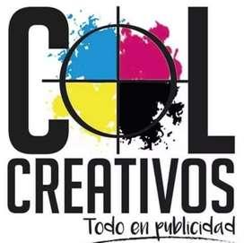 Col creativos busca socio capitalista