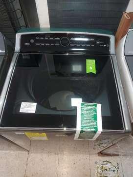 Gran oferta de lavarora nuevas de exhibicion