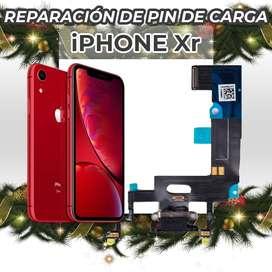 ¡Reparación de Pin de Carga de Iphone Xr!