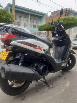 Yamaha bws FI 125 2019