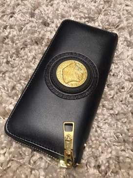 billeteras versace